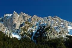 2座山tatra 免版税库存照片
