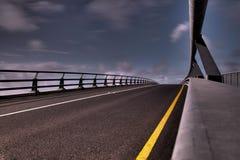 2座桥梁csp hindmarsh 免版税库存照片