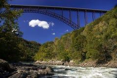 2座桥梁nrg 免版税库存照片