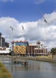 2建筑工地 库存照片