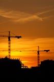 2建筑 免版税库存图片