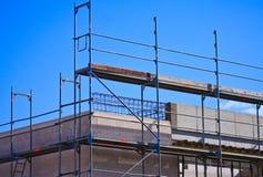 2建造场所 免版税图库摄影