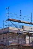 2建造场所 免版税库存照片