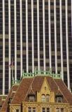 2弗朗西斯科没有圣摩天大楼 免版税库存图片