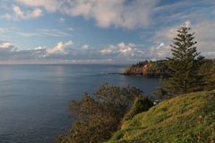 2张沿海视图 库存图片