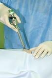 2手术 免版税库存图片