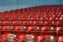2把听众椅子 免版税图库摄影