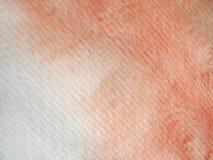 2抽象桃红色水彩 库存例证