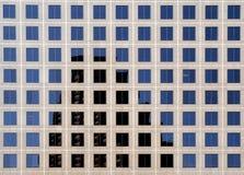 2抽象模式视窗 免版税库存图片