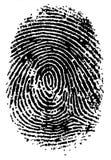 2指纹 库存图片