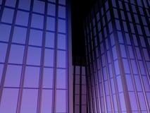 2摩天大楼 库存图片