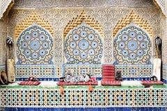 2摩洛哥人马赛克 免版税图库摄影