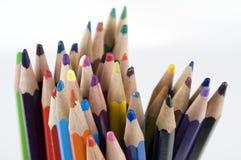 2支铅笔 库存图片