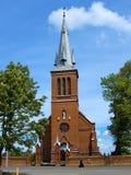 2教会 图库摄影
