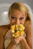 2新娘 库存照片
