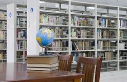 2新的图书馆 免版税图库摄影