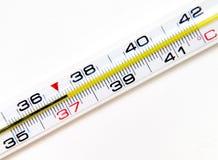 2新的温度计 库存图片