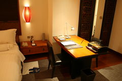 2旅馆客房 库存图片
