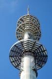 2无线电铁塔 库存照片