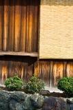 2日本人墙壁 免版税图库摄影