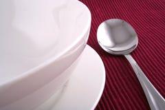 2晚餐时间 免版税库存照片