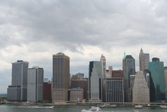 2曼哈顿 库存照片
