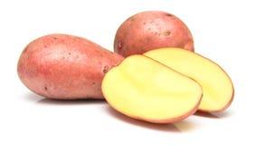 2最佳的土豆 免版税库存图片