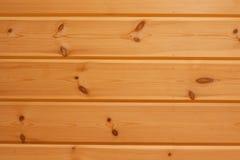 2木的墙壁 库存图片