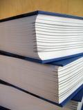2本书 免版税库存照片