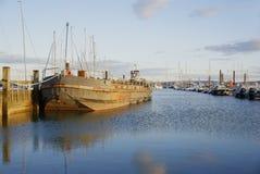 2条小船 免版税库存图片