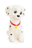 2条狗玩具 免版税图库摄影