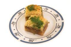 2果仁蜜酥饼 库存图片