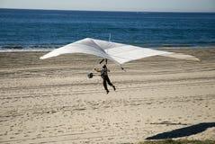 2架滑翔机吊 免版税库存图片