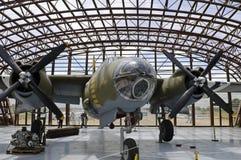 2架飞机战斗机战争世界 免版税库存照片