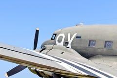 2架飞机运输战争世界 免版税库存图片