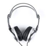 2查出的耳机 免版税库存照片