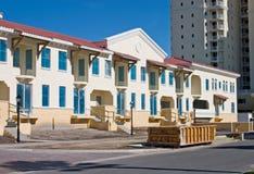2栋公寓建筑豪华 免版税库存图片
