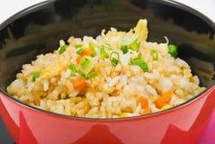 2棵米蔬菜 免版税图库摄影