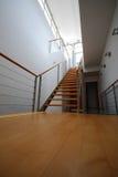 2楼梯 库存照片