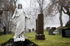 2残破的耶稣 免版税库存照片