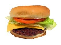 2汉堡 免版税库存照片