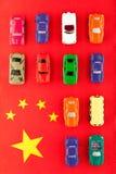 2汽车中国行业 免版税库存图片