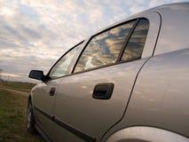 2汽车 免版税图库摄影