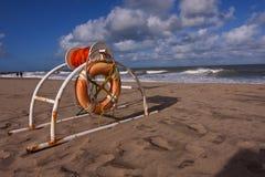 2海滩 免版税库存图片