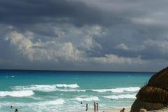 2海滩 免版税图库摄影
