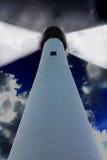 2海角佛罗里达灯塔 免版税图库摄影