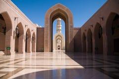 2清真寺 免版税库存图片