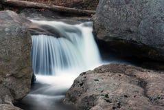 2瀑布 免版税图库摄影