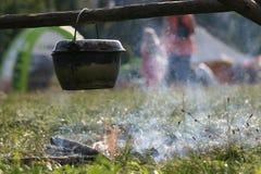 2火水壶 图库摄影
