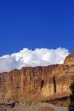 2片沙漠横向 库存图片
